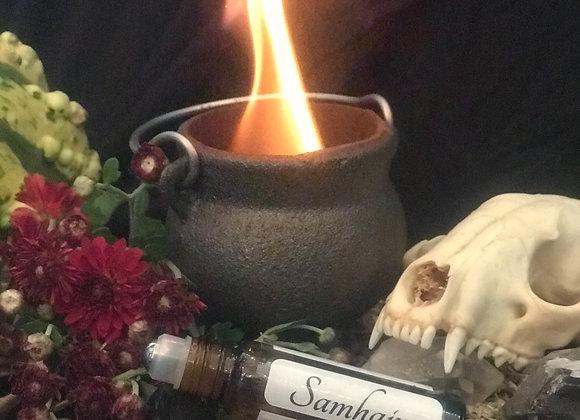 Samhain Magickal Oil