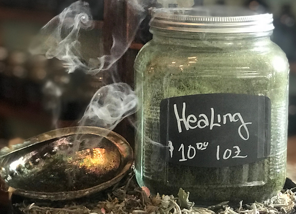 Healing Loose Incense - 1oz