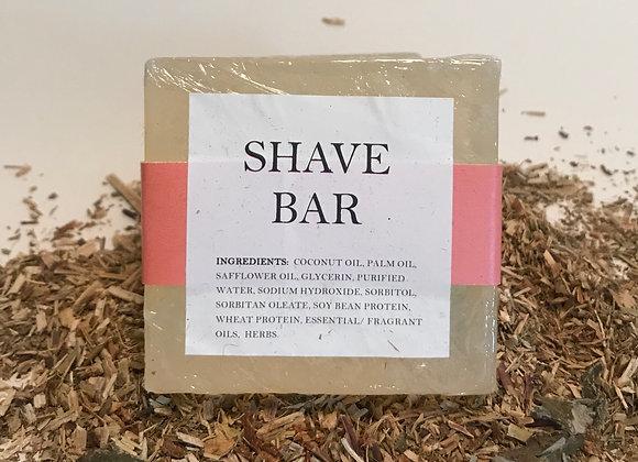 Shave Bar