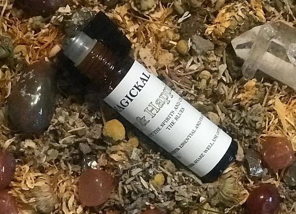 Joy and Happiness Magickal Oil