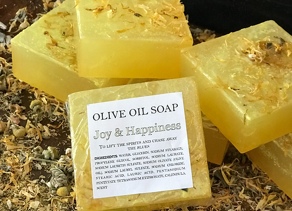 Joy and Happiness Soap