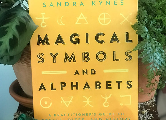 Magical Symbol and Alphabets