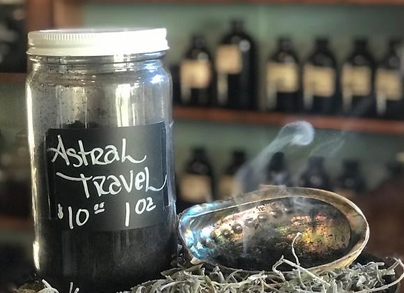 Astral Travel Loose Incense - 1oz