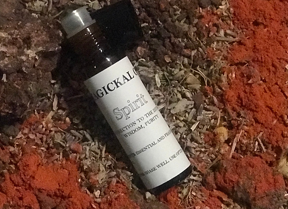 Elemental Spirit Magickal Oil