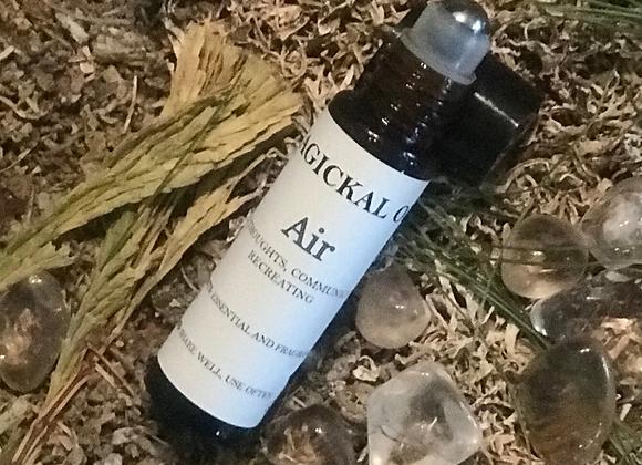 Elemental Air Magickal Oil