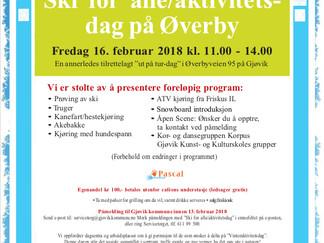 Ski for alle på Gjøvik