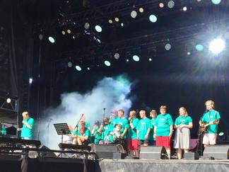 Storslagen festival i Kristiansand