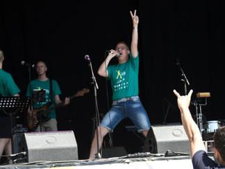 Bilder fra festivalen i Kristiansand