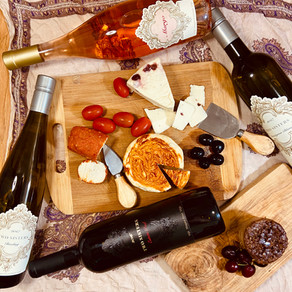 Ontario Wine and Vegan Cheese Pairing
