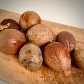 Avocado Pit Orgeat