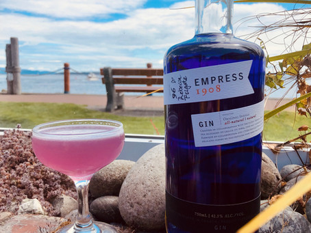 Eating & Drinking like an Empress in Victoria