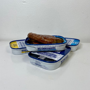 Smoked Mackerel Canapés