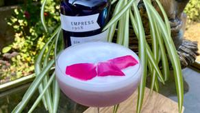 Ruby's Rose Garden - Empress Gin Cocktail