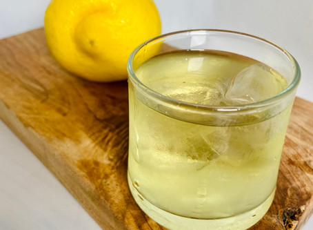 How to Make Limoncello + Two Limoncello Cocktails