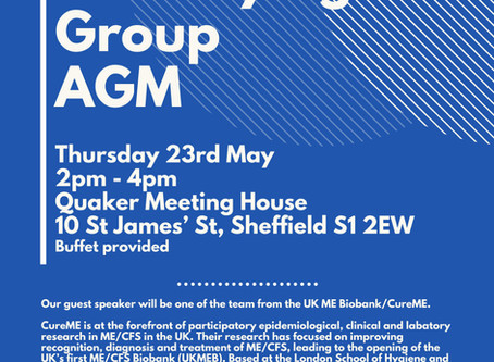 AGM 2019 - Guest speakers