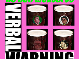Verbal Warning - No Half Measures - The new CD is almost here at last!