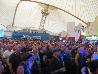 VW secure prestigious spot at Butlins' Great British Alternative Music Festival - Skeggy here we