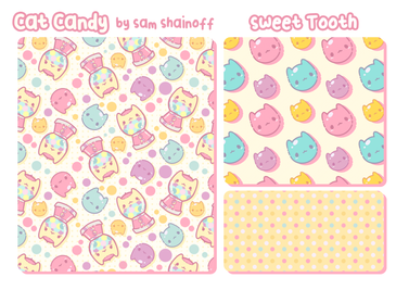 Cat Candy: Sweet Tooth