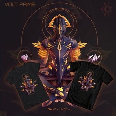 Volt Prime: Shirts