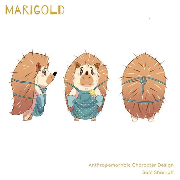 Marigold Turnaround