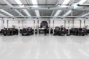 BMW East Auckland Workshop