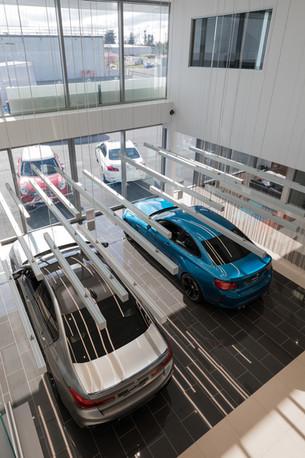 BMW M-Car Feature Lighting