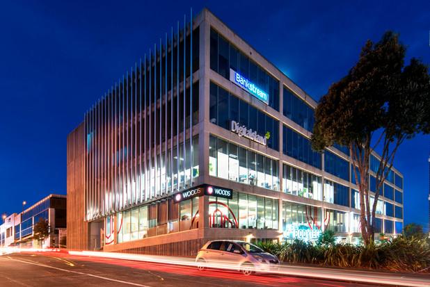 Pfizer Building Auckland