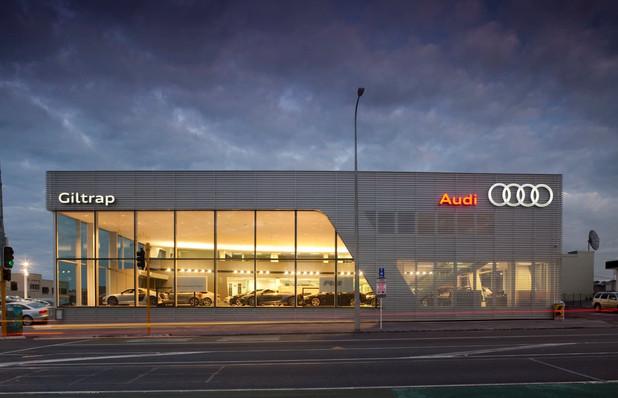 Audi Giltrap