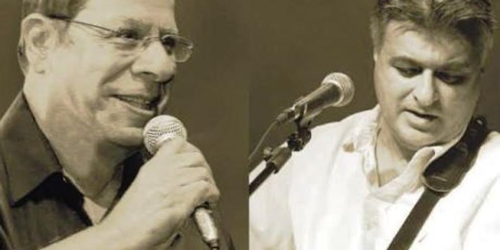"""12.10.21 - משה להב """"הטיש הגדול"""" אורח מיוחד: שייקה לוי"""
