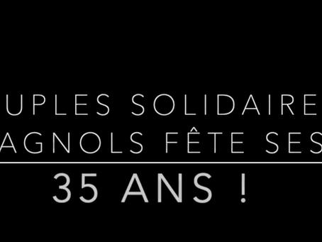 🎬 VIDÉO - 35 Ans Peuples Solidaires Bagnols !