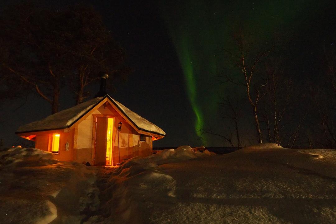Revontulet - Aurora Borealis in Lapland