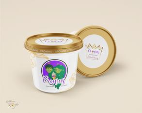 Crowns Plant-Based Ice Cream