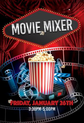 Movie Mixer Flyer