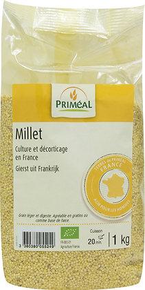 millet décortiqué France, 1 kg