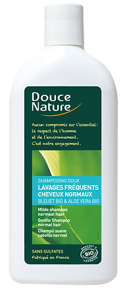 SHAMPOING DOUX CHEVEUX NORMAUX, 300 ml
