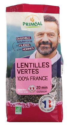 lentilles vertes France, 500 gr