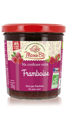 CONFITURE EXTRA FRAMBOISE 320 gr