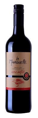 PAYS D'OC LA MAROUETTE sans sulfites, 75 cl