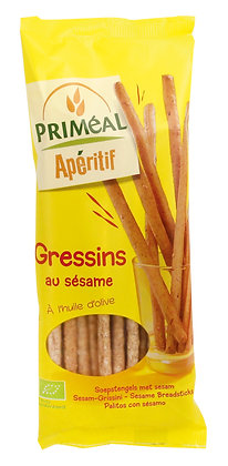 gressins sésame, 120 gr