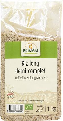 riz long 1/2 complet, 1 kg