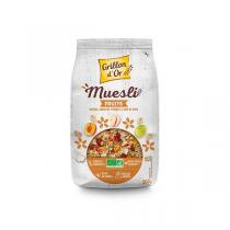 MÜESLI FRUITS, 500 g