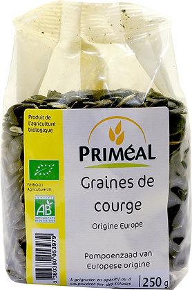 graine de courge Europe, 250 gr
