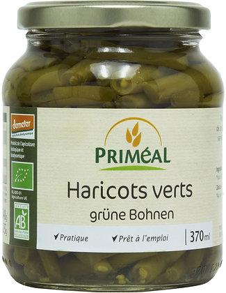 haricots verts, 370 gr