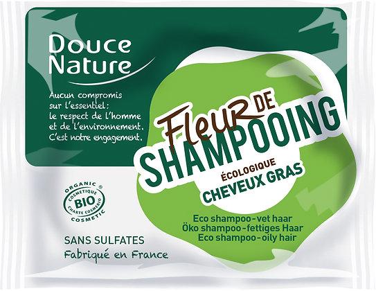 FLEUR DE SHAMPOING  cheveux gras, 85 gr