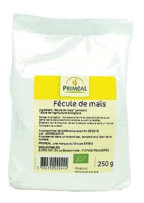 fécule de maïs, 250 gr