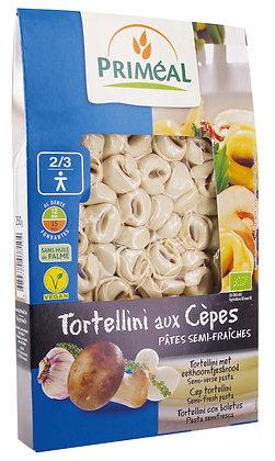 tortellini aux cèpes, 250 gr