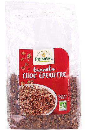 granola choc'épeautre, 500 gr