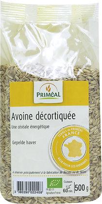avoine decortiqué France, 500 gr