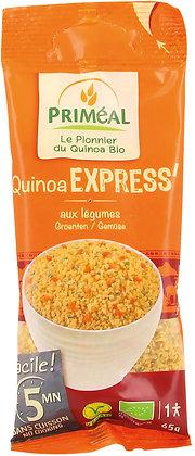 QUINOA EXPRESS' aux légumes