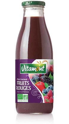 PLAISIR FRUITS ROUGES 75 cl